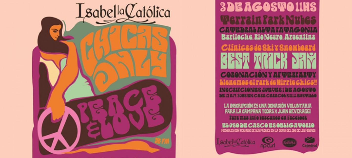 Se viene el Isabel la Católica Chicas Only 2013!
