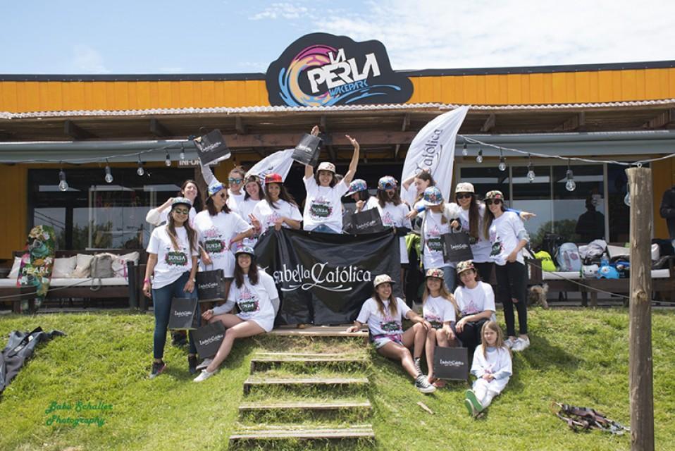 Girls Camp - Segundo encuentro Patagónico de Wakeboard femenino